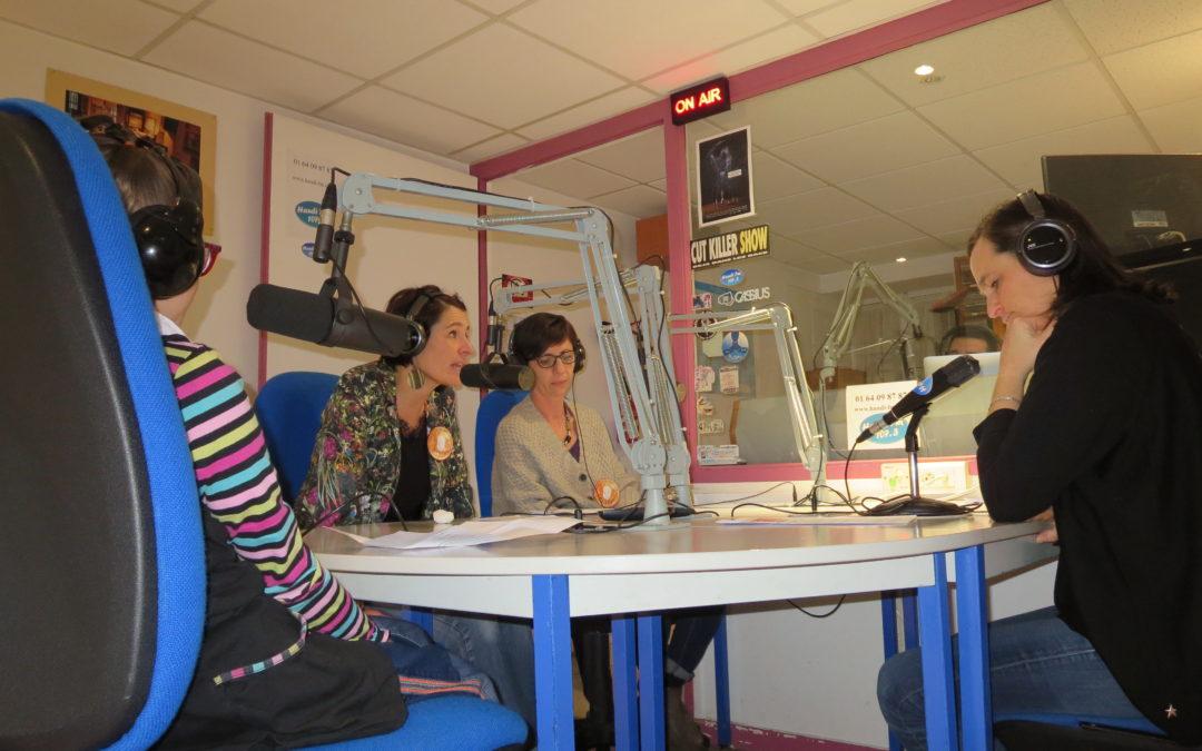 Les P'tites Bouilles sur Handi-FM