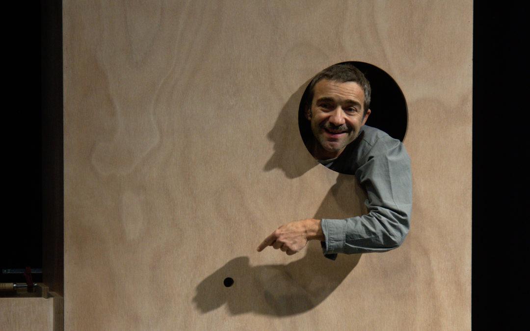 1ère Sortie 2017 au Théâtre «La vérité sur Pinocchio»