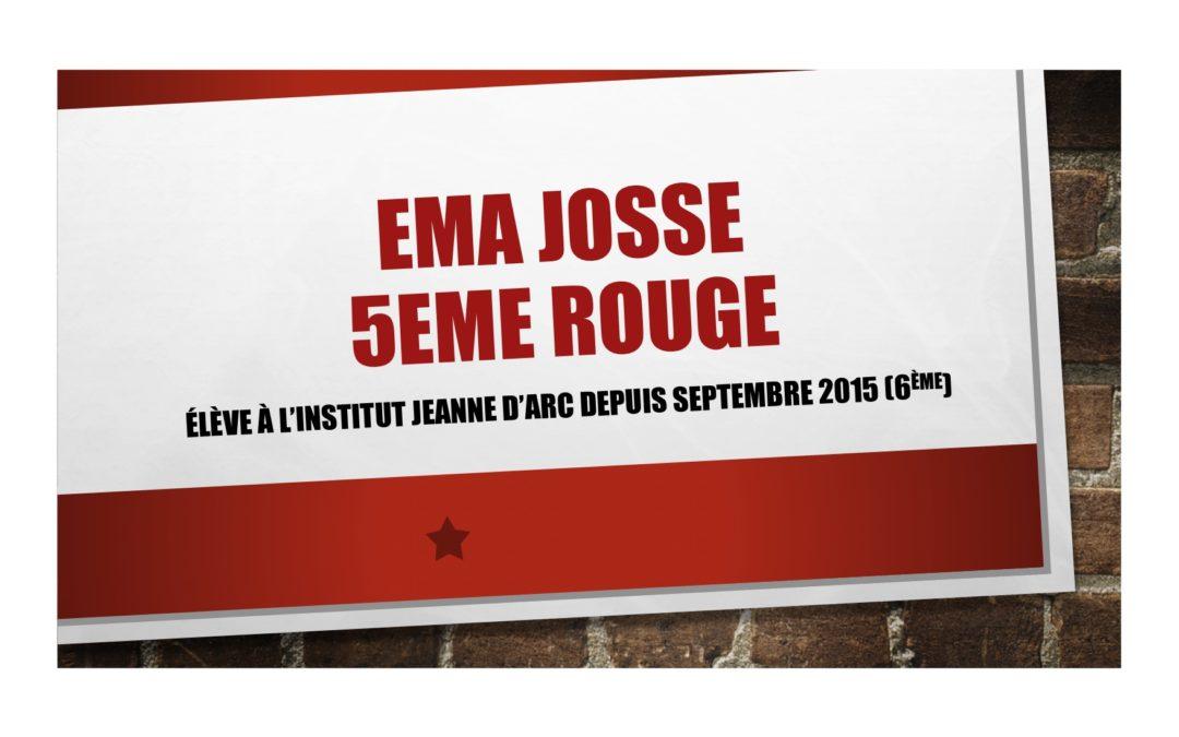 L'exposé d'Ema