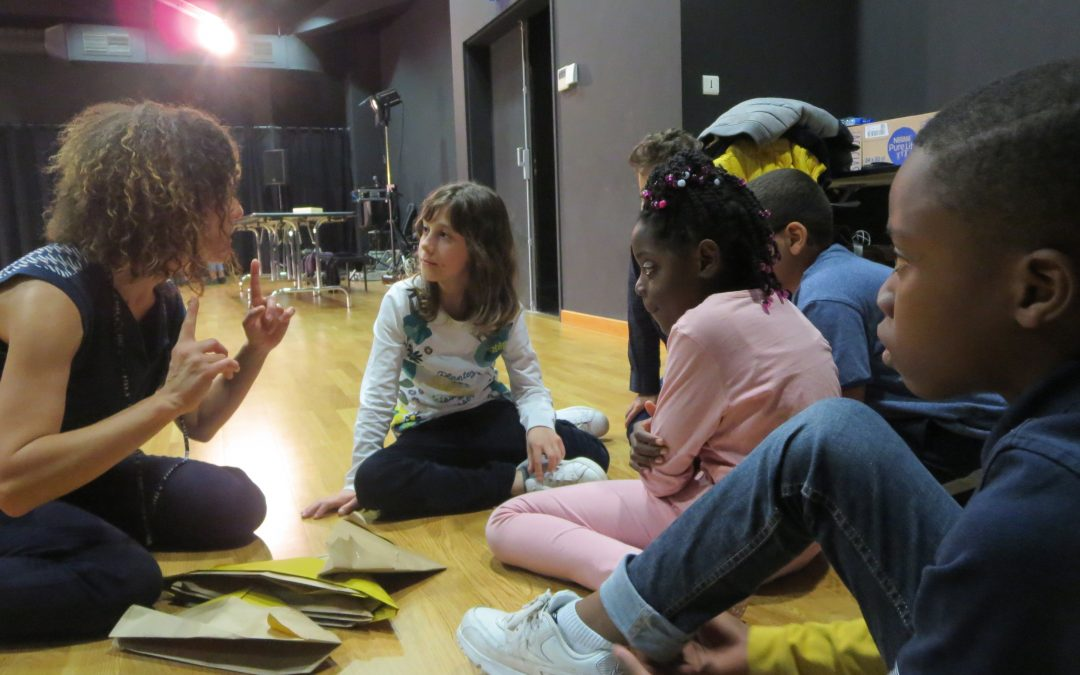 Atelier théâtre «la république des rêves»