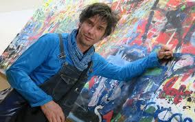 atelier arts plastiques avec Willy Fruchart @ saulx les chartreux