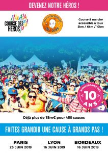 Course des héros 2019 @ parc de saint cloud | Saint-Cloud | Île-de-France | France