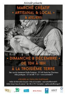 Marché créatif et artisanal @ Animakt | Saulx-les-Chartreux | Île-de-France | France